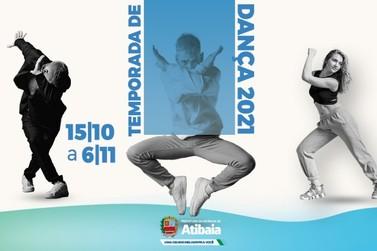 Prefeitura de Atibaia promove Temporada de Dança na cidade