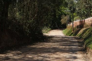 Prefeitura inicia pavimentação da Estrada da Laranja Azeda