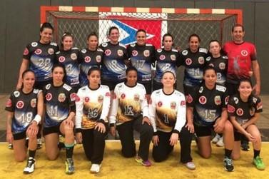 Handebol feminino de Atibaia participa da Liga de Handebol do Estado de São Paulo