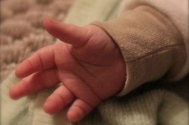 Policiais de Atibaia salvam bebê de 07 dias