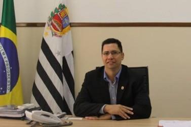 Presidente da Câmara, Prof. Fabiano, assume hoje como prefeito de Atibaia