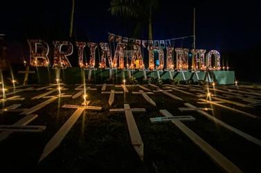 912º dia: homenagens marcam dois anos e meio do rompimento da Barragem da Vale