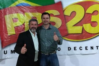 Partido Popular Socialista lança pré-candidaturas de brusquenses