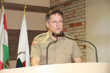 Moacir Gomes Ribeiro será homenageado pelo Legislativo nesta terça-feira (24)