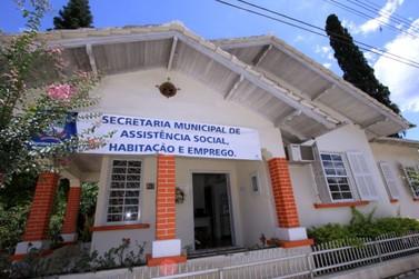 Beneficiados por programas sociais em Guabiruba devem atualizar cadastro