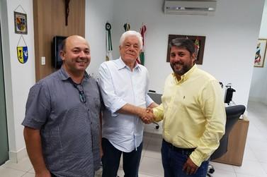 Deivis Silva assume a Secretaria Municipal de Assistência Social e Habitação