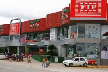 Lojas da Fip fecham nesta sexta-feira (25) em apoio a protestos