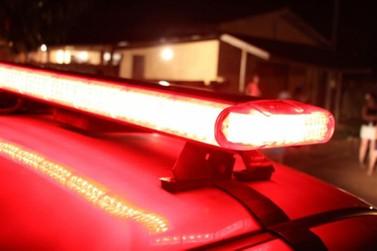 Polícia Militar encontra caminhão tomado de assalto em Brusque