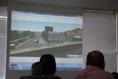 Projeto do segundo pavilhão de eventos é aprovado na Prefeitura de Brusque