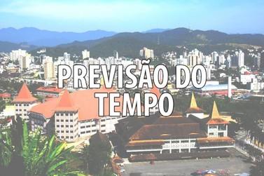 Santa Catarina pode ter neve nas próximas horas; frio também chega a Brusque