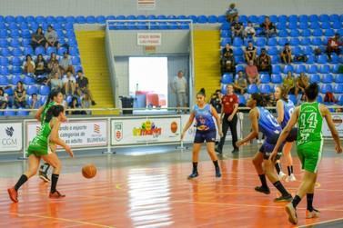 Blumenau e Joinville são os campeões da Copa SC de Basquete Adulto