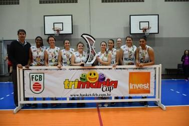 Blumenau recebe finais feminina e masculina da Copa de Santa Catarina