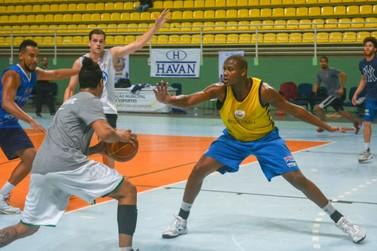 Brusque Basquete planeja ser novamente protagonista do Campeonato Estadual