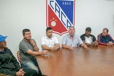 Carlos Renaux anuncia substituição do técnico Edu Lopes por Altair Heck, o Taico
