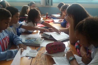 Escola municipal Integral atende oitenta crianças na Osvaldo Ludovico Fuckner