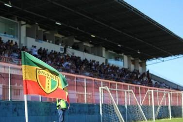 Estreia do Brusque na Copa SC será em casa, diante do Barroso