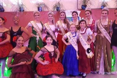 Realeza divulga 33ª Fenarreco no Festival de Dança de Joinville
