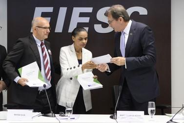 Setor Comerciário de Santa Catarina se reúne com Marina Silva