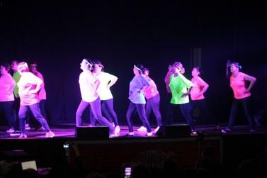 Show de Talentos do SUS reúne mais de 250 pessoas