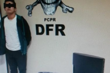 SIC e Polícia Militar do Paraná recuperam objetos furtados de casa em Brusque