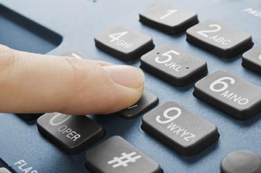 Telefone do Centro de Vigilância em Saúde está temporariamente indisponível