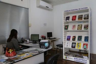 150 novos títulos chegam a Biblioteca Municipal de Guabiruba