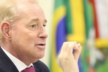Aldo Schneider, presidente da Alesc, morre neste domingo (19)