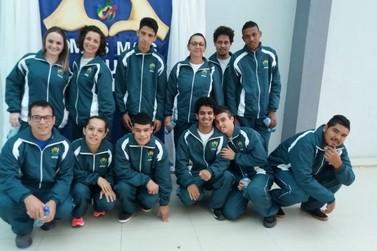 Brusque conquista Bronze no Basquete das Olimpíadas das APAEs de SC