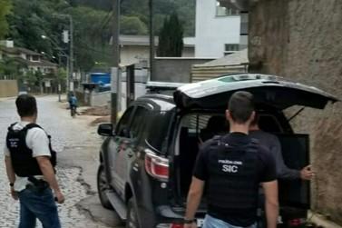 Homem confessa ter furtado televisão no bairro Azambuja