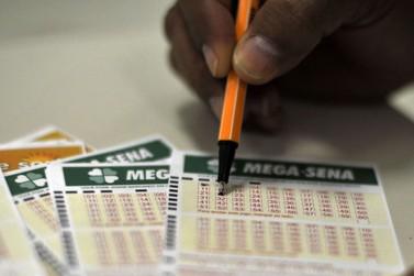 Mega-Sena acumula e prêmio vai para R$ 6,5 milhões