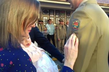 Policiais Militares de Brusque são promovidos e recebem elogios em solenidade