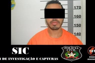 Suspeito de furtar loja no bairro Águas Claras é preso em Florianópolis
