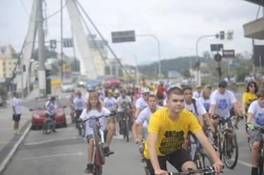 1º Passeio Ciclístico da GTB reúne mais de 250 participantes