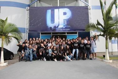 2,5 mil estudantes participam do Unifebe Profissões