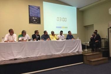 APROCORB participa de debate com candidatos a deputado na Unifebe