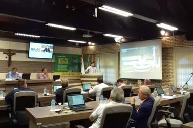 Confira projetos aprovados em sessão ordinária da Câmara de Brusque