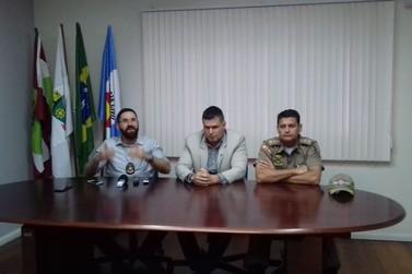 Doze são presos em operação da Polícia Civil e Militar de Brusque