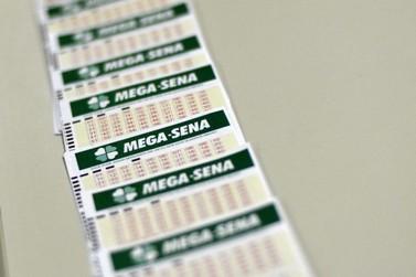 Duas apostas vão dividir prêmio de mais de R$ 44 milhões da Mega-Sena