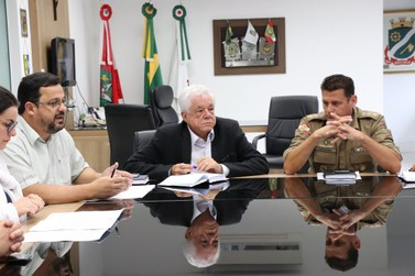 Entidades e Prefeitura Municipal de Brusque discutem substituição do Fumpom
