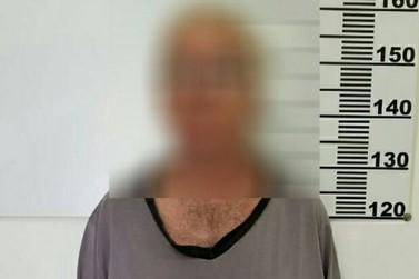 Homem é preso por estupro de vulnerável, no bairro Santa Luzia