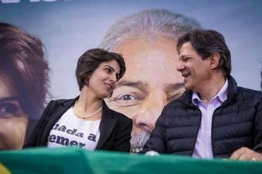 Presidenciável Fernando Haddad (PT) visita Itajaí nesta terça-feira (18)