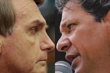 Bolsonaro e Haddad intensificam as agendas a 13 dias do segundo turno