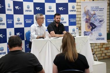 Colégio Universitário Unifebe abre inscrições para bolsas de estudos