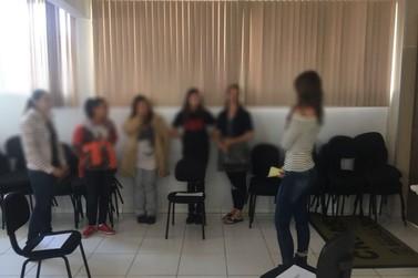 Creas realiza atendimentos em grupos para mulheres vítimas de violência
