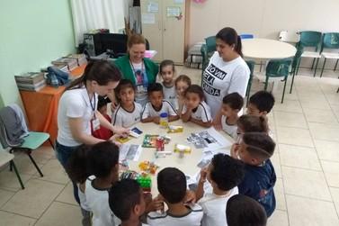 Educandários do Planalto e Cedrinho recebem Programa Saúde na Escola