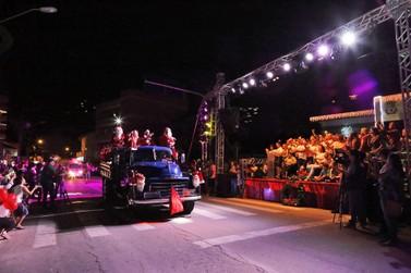 Estão abertas as inscrições para o Desfile de Natal de Guabiruba