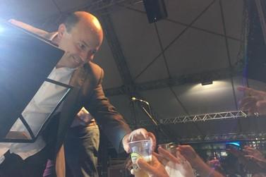 Fim de semana em Brusque será agitado com shows, Fenarreco e eleições 2018