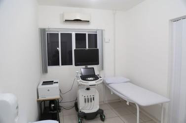 Guabiruba conta com novo aparelho de ultrassonografia