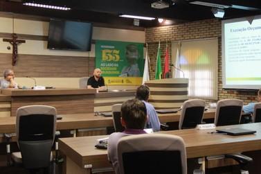 Legislativo analisa contas da Prefeitura referentes ao 2° quadrimestre de 2018