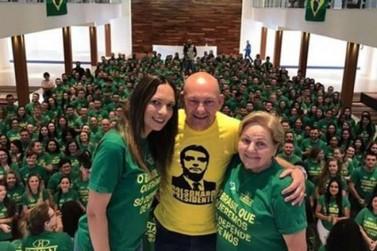 Luciano Hang deve soltar fogos em comemoração a eleição de Jair Bolsonaro (PSL)